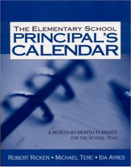 Elementary School Principal's Calendar