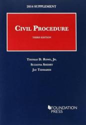 Civil Procedure 3D Supplement
