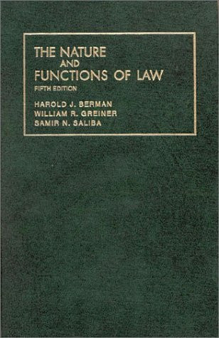 Nature And Functions Of Law
