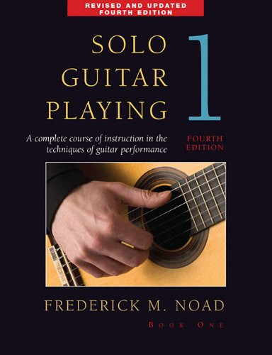 Solo Guitar Playing Book 1