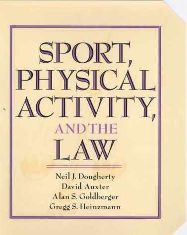 Sport Physical Activity And The Law