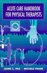 Acute Care Handbook For Physical Therapists