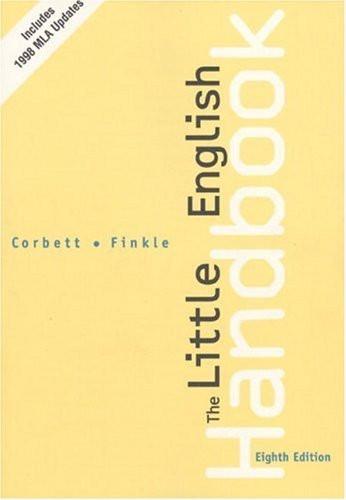 Little English Handbook