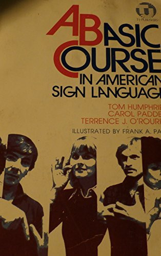 Basic Course In American Sign Language