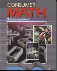 Consumer Math For Christian Schools