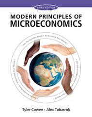 Modern Principles Microeconomics   (Tyler Cowen)
