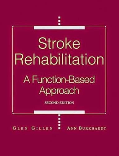 Stroke Rehabilitation