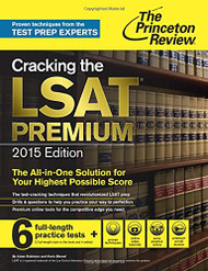 Cracking The Lsat    by Princeton Review