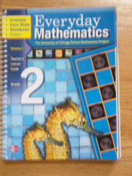 Everyday Mathematics Teacher'S Lesson Guide Grade 2 Volume 1