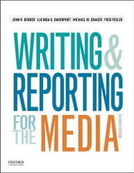 Writing & Reporting For The Media