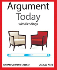 Argument Today With Readings