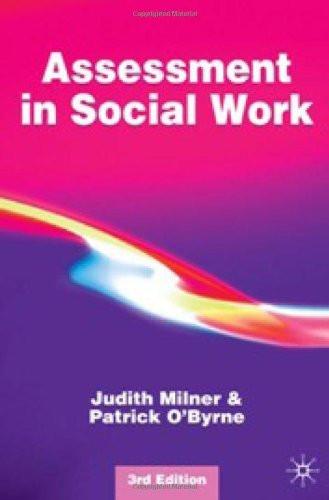 Assessment In Social Work