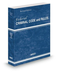 Federal Criminal Code and Rules 2015 ed.