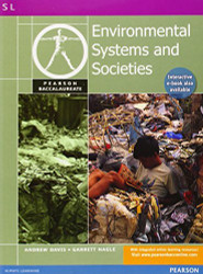 Pearson Baccaularete Environmental Systems And Socieities For The Ib Diploma