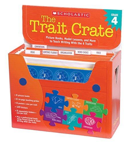 Traits Crate Plus Digital Enhanced Edition Grade 4 Teaching Informational