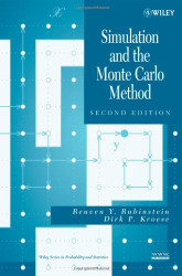 Simulation And The Monte Carlo Method by Reuven Rubinstein