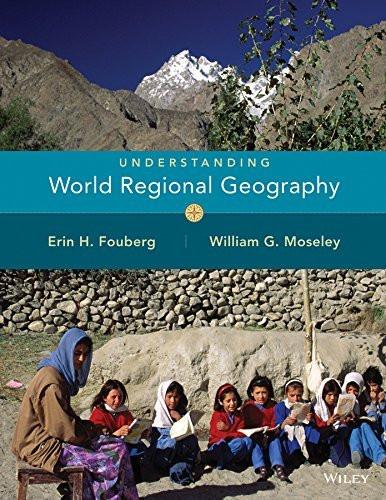 Understanding World Regional Geography