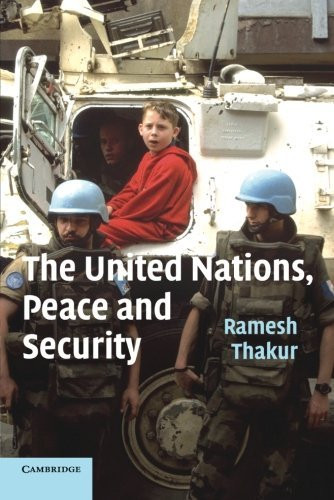 United Nations Peace And Security