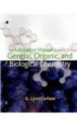 Lab Manual For Stoker's General Organic And Biological Chemistry