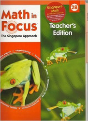 Math In Focus The Singapore Approach Book 2B Teacher'S Edition by GREAT SOURCE
