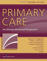Primary Care by Eve Faber