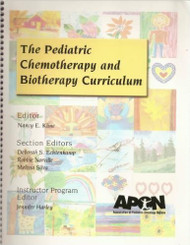 Pediatric Chemotherapy And Biotherapy Curriculum