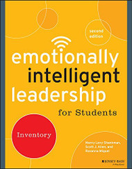 Emotionally Intelligent Leadership For Students - Inventory by Marcy Levy Shankman