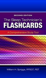 The Sleep Technician's Flashcards by William Spriggs