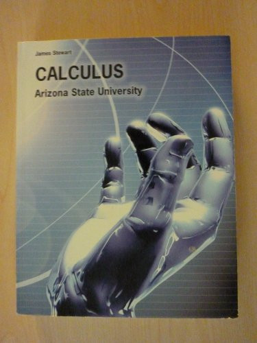 Calculus Arizona State University