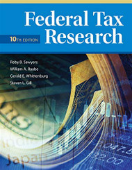 Federal Tax Research  by William Raabe
