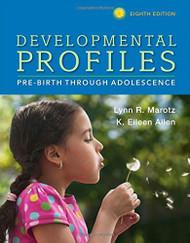 Developmental Profiles Pre-Birth Through Adolescence