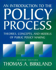 Introduction To The Policy Process