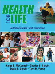 Health For Life With Web Resources Cloth