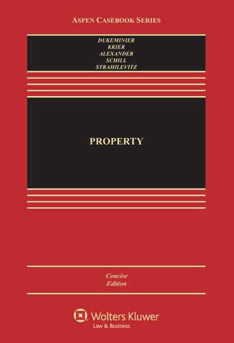 Property Concise Edition