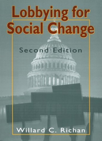 Lobbying For Social Change
