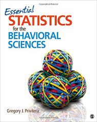 Essential Statistics For The Behavioral Sciences