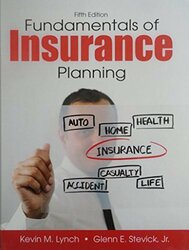 Fundamentals Of Insurance Planning