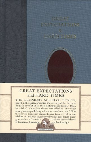 Great Expectations And Hard Times