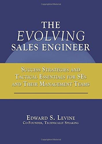 Evolving Sales Engineer