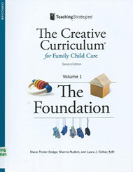Creative Curriculum For Family Child Care Volume 1