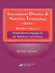 International Dietetics And Nutrition Terminology