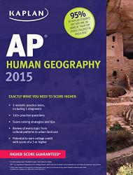 Kaplan Ap Human Geography 2015