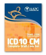 2014 Icd-10-Cm Modification Draft Code Set