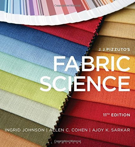 J J Pizzuto's Fabric Science