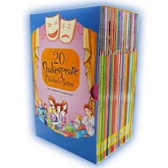 Twenty Shakespeare Children's Stories The Complete 20 Books Boxed Collection