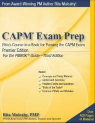 Capm Exam Prep Premier Edition
