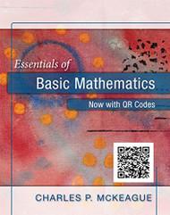 Essentials of Basic Mathematics