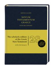 Novum Testamentum Graece-Fl