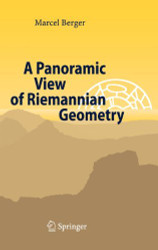 Panoramic View Of Riemannian Geometry