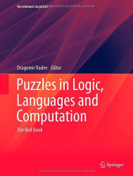 Puzzles In Logic Languages And Computation